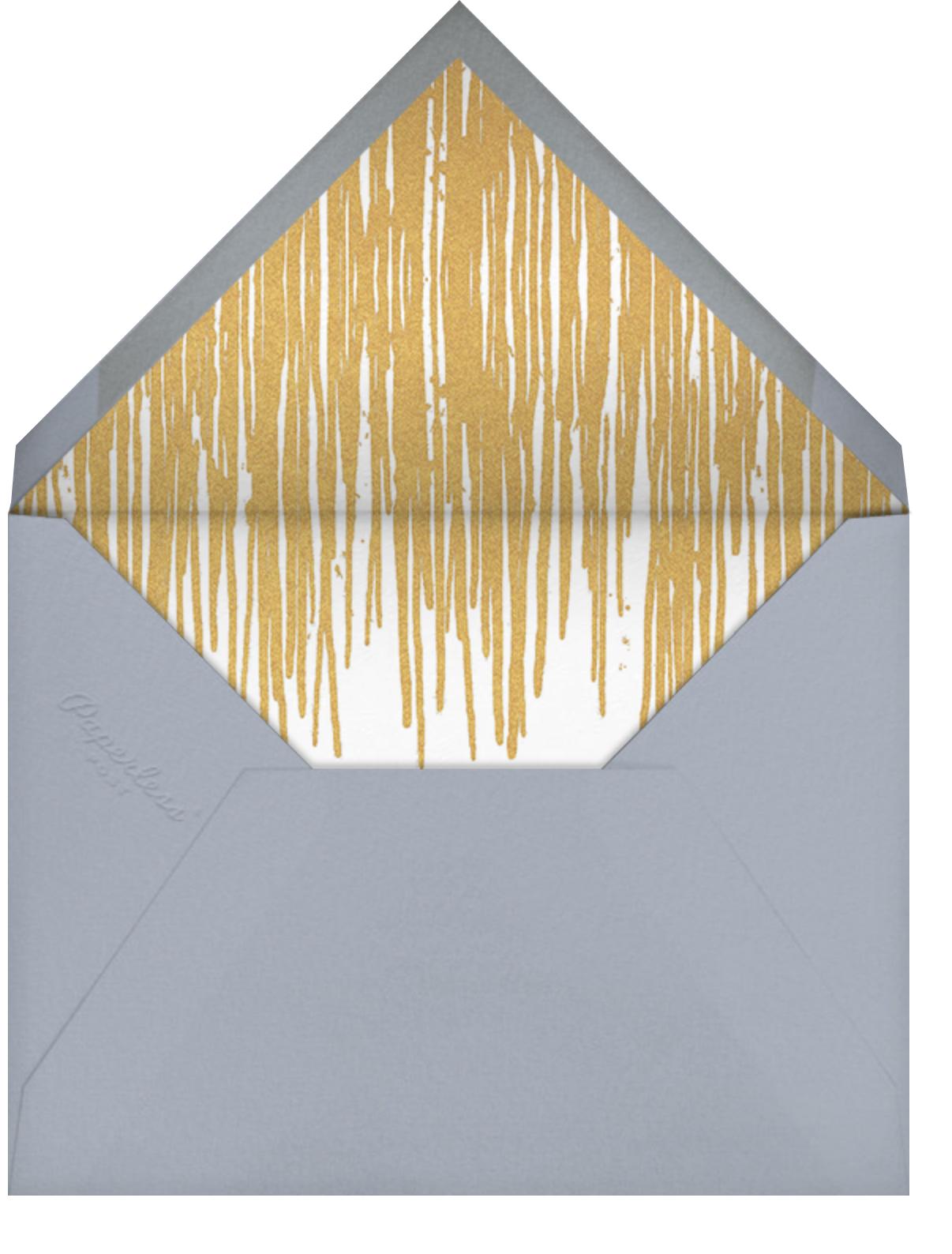 Framework (Photo) - Blue/Gold - Kelly Wearstler - Envelope