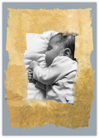 Framework (Photo) - Blue/Gold - Kelly Wearstler -