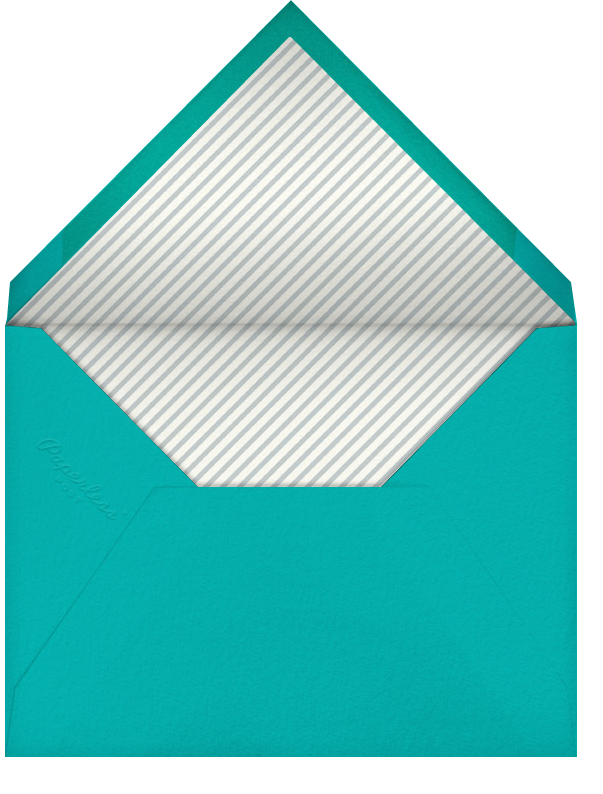 Peace and Goodwill (Photo) - Slate - Paperless Post - null - envelope back
