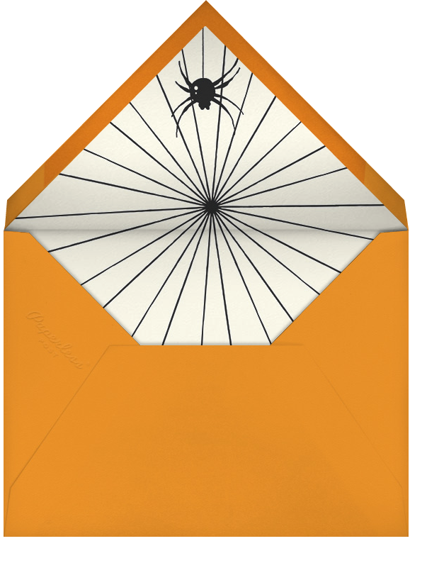 Jeepers Creepers (Invitation) - Hello!Lucky - Halloween - envelope back