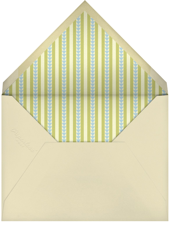 Any Way You Spell It - Paperless Post - Hanukkah - envelope back