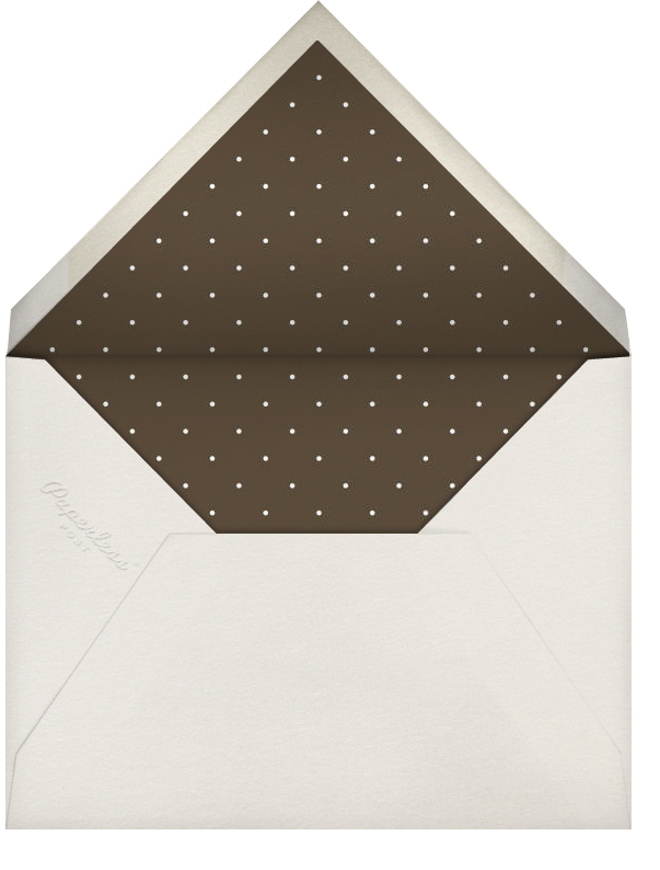 Stag - Paperless Post - Sports - envelope back