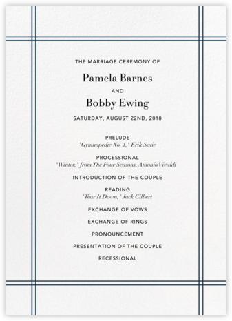 Caning (Program) - Jonathan Adler - Jonathan Adler wedding