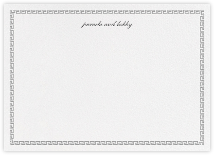 Meander (Stationery) | null