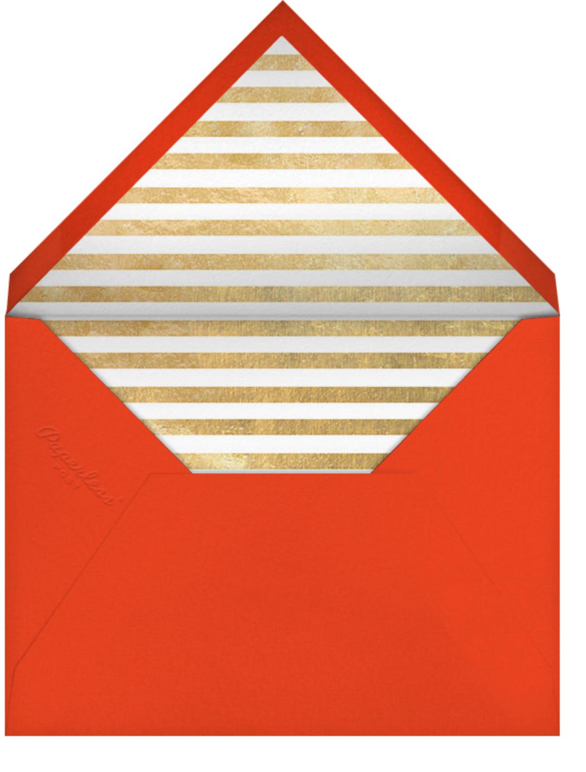 Bird and Beard - kate spade new york - null - envelope back