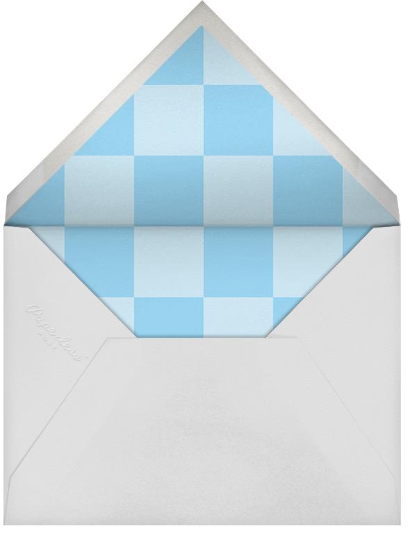 Nursery Window - Blue - Paperless Post - Birth - envelope back