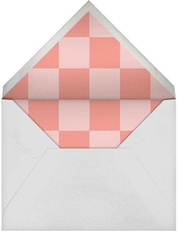 Nursery Window - Pink - Paperless Post - Envelope