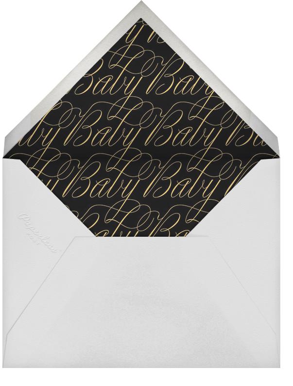 Album - Paperless Post - Birth - envelope back