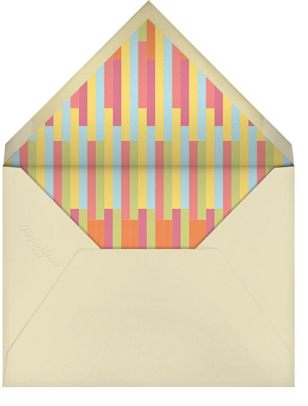 Two's Company - Mutli - Paperless Post - Birth - envelope back
