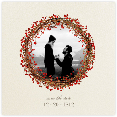 Cranberry (Save the Date) - Felix Doolittle -