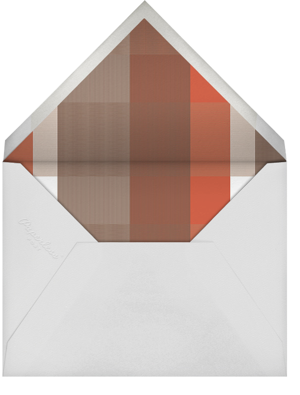 Old-School Game Night - Paperless Post - Game night - envelope back