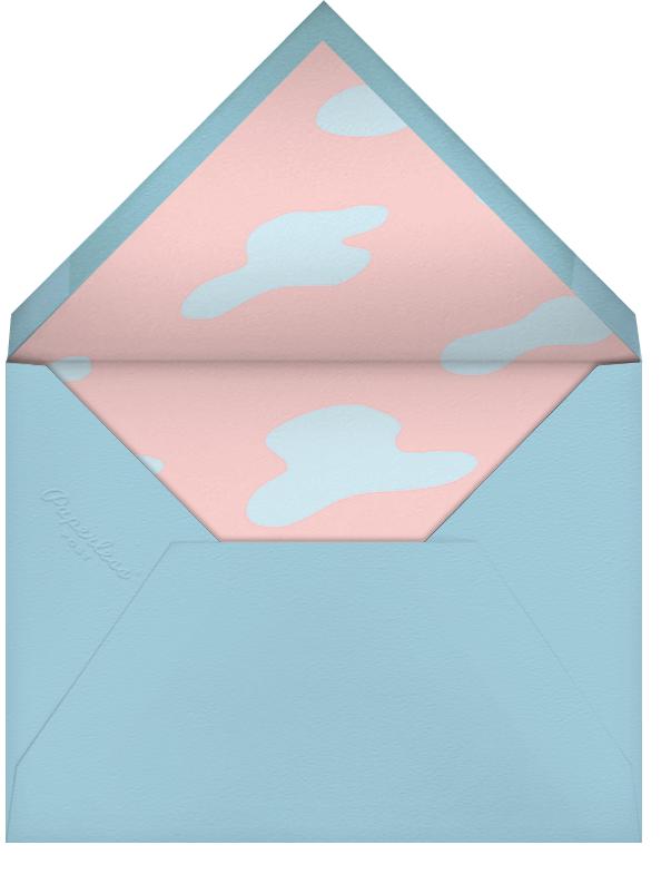 This Suburban Life - Light Blue - Paperless Post - Envelope
