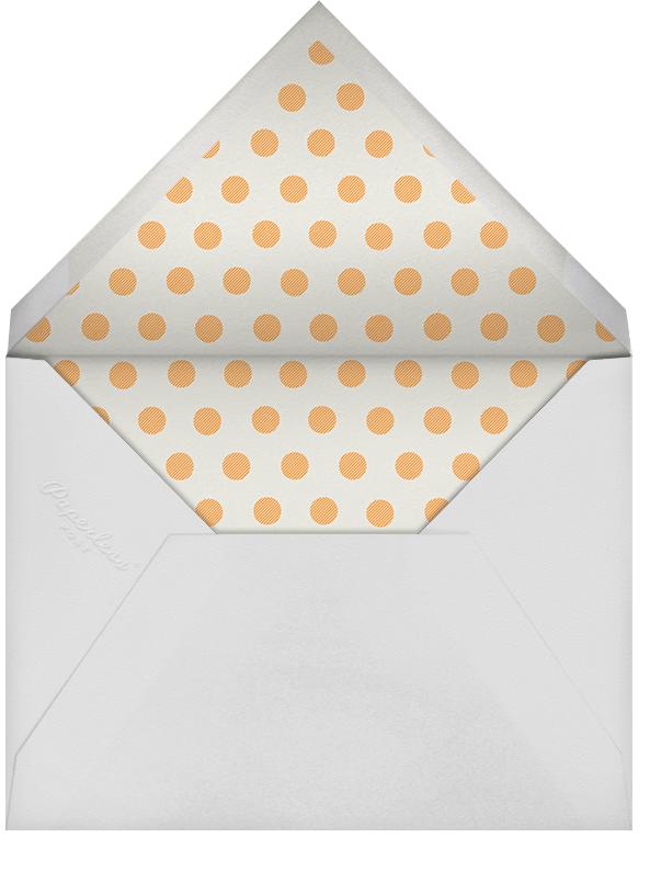 Headressed Up - Paperless Post - Halloween - envelope back