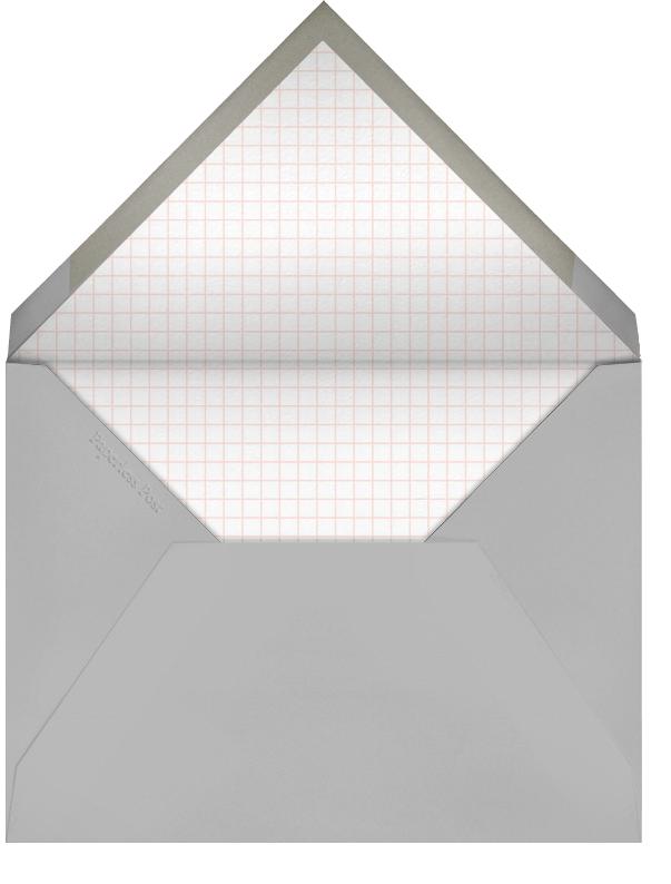 Baby Bottles - Meringue - Paperless Post - Baby shower - envelope back