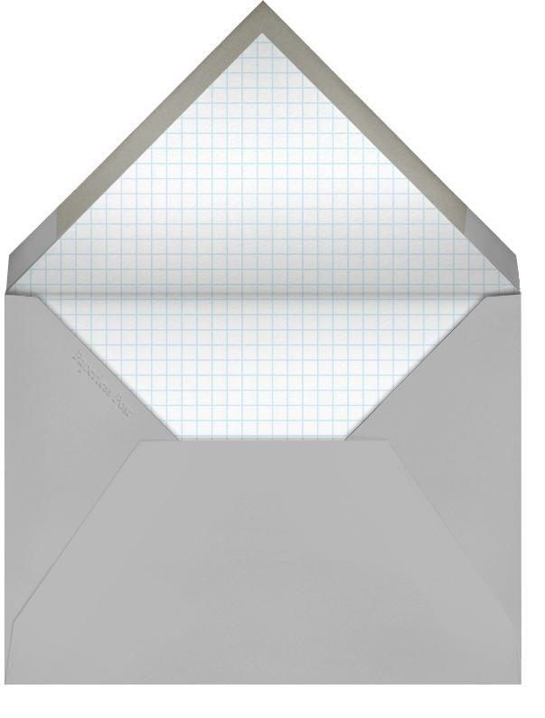 Baby Bottles - Glacier  - Paperless Post - Baby shower - envelope back
