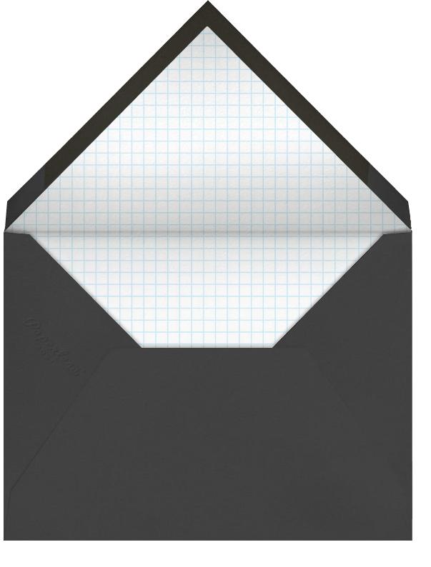 Uneven Dots - Glacier - Paperless Post - Baby shower - envelope back