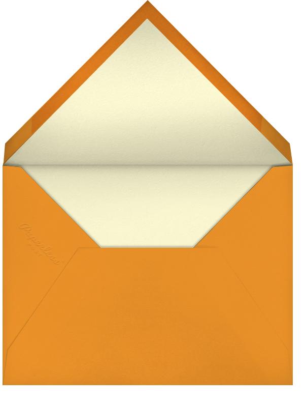 Night of the Sparkler - Paperless Post - Bonfire Night - envelope back