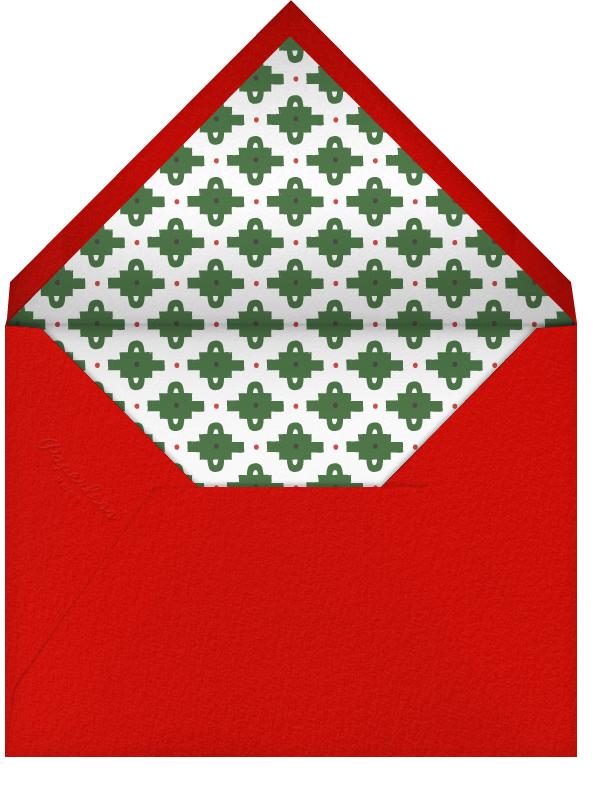 Put the Wreath on the Door - Mr. Boddington's Studio - Envelope
