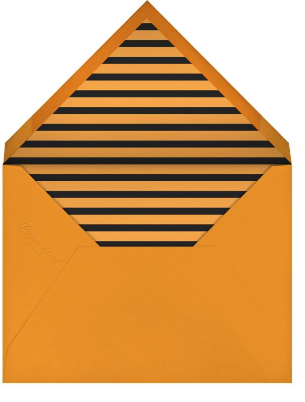 Got Your Tongue - Paperless Post - Kids' Halloween invitations - envelope back