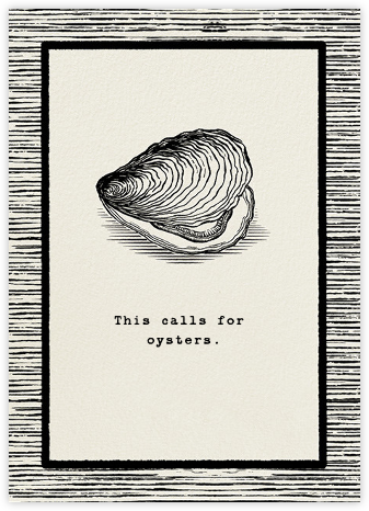 The Big Oyster - Congratulations - Paperless Post - Congratulations cards