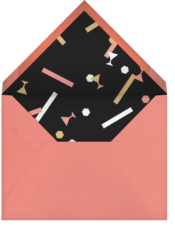 White (Tall) - Paperless Post - 50th birthday invitations - envelope back