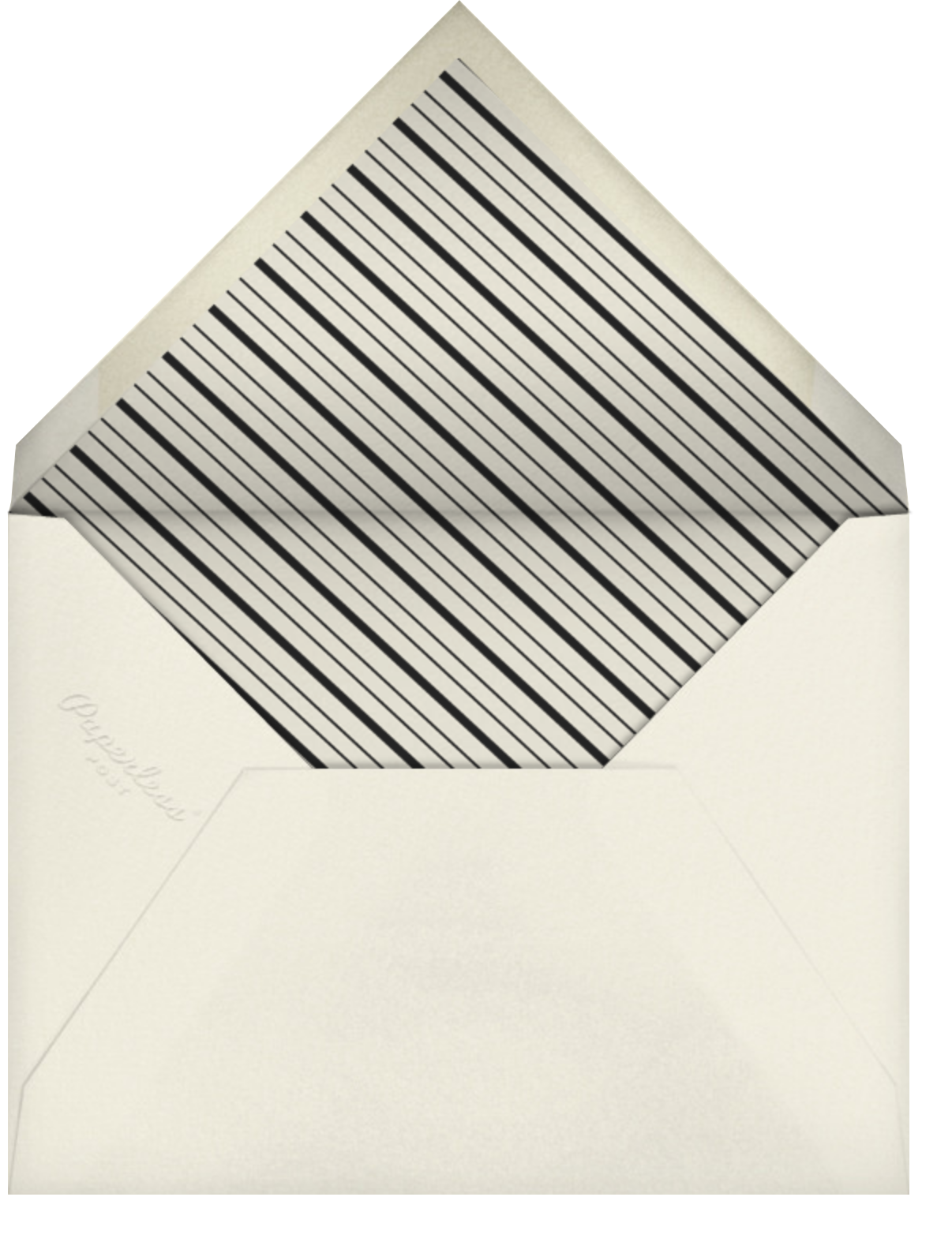 The Big Oyster - Paperless Post - Envelope