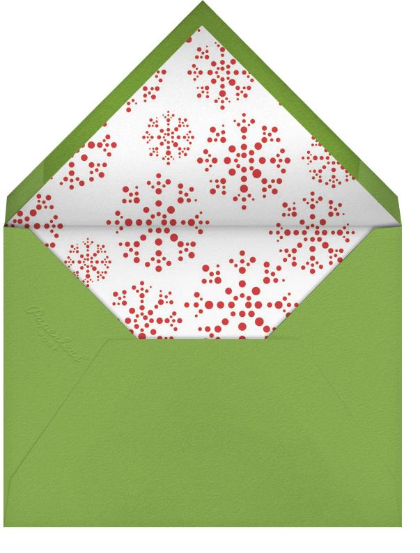 Brunch and Be Merry - Crate & Barrel - Brunch - envelope back