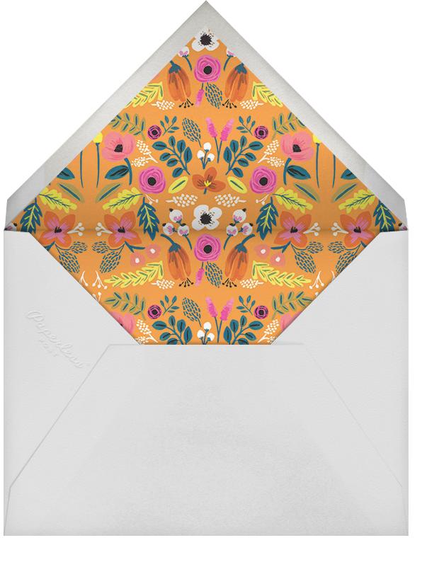 Folk Floral - Pink - Rifle Paper Co. - Envelope