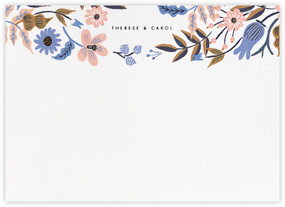 Fall Folk (Stationery) | horizontal