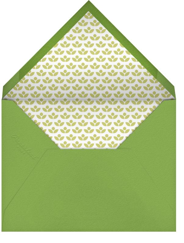 Safari Parade (Invitation) - Petit Collage - Envelope