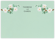 Tea Tree (Stationery) - Mint