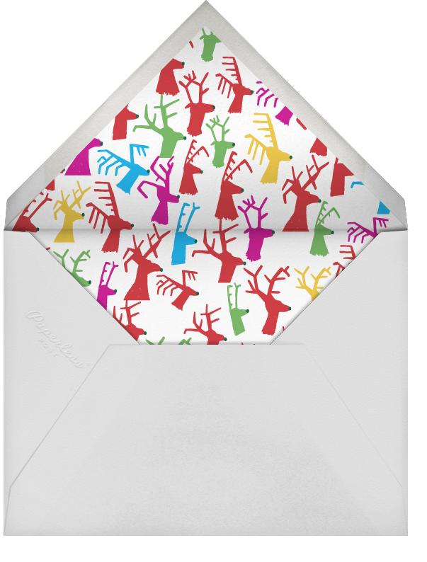 Dasher's Entourage - Mixed - Mr. Boddington's Studio - Address collection cards - envelope back