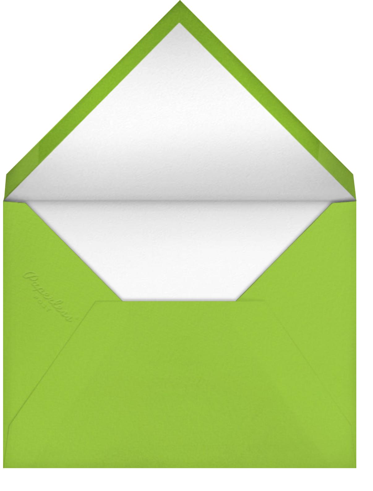 Boy Tree - Bernard Maisner - Envelope