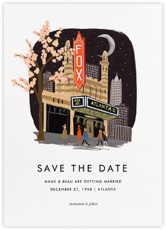 Destination: Atlanta - Rifle Paper Co. -