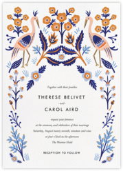 Heron Heralds (Invitation)