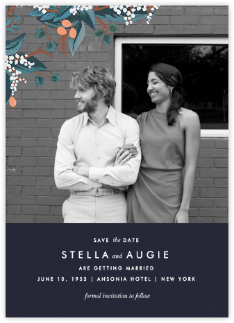 Mandarin Grove (Photo Save the Date)  - Rifle Paper Co. - Photo save the dates