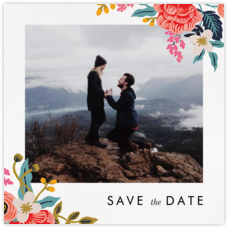 Birch Monarch Suite (Photo Save the Date)