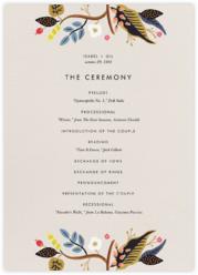 Egret Garden (Program)