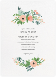 Wrapped in Wildflowers Suite (Invitation)