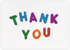 Fridge Full of Thanks - Hannah Berman - Online greeting cards