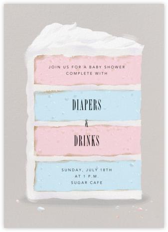 Baby Cake - Paperless Post