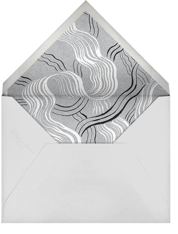 Genius - Gold - Kelly Wearstler - General entertaining - envelope back