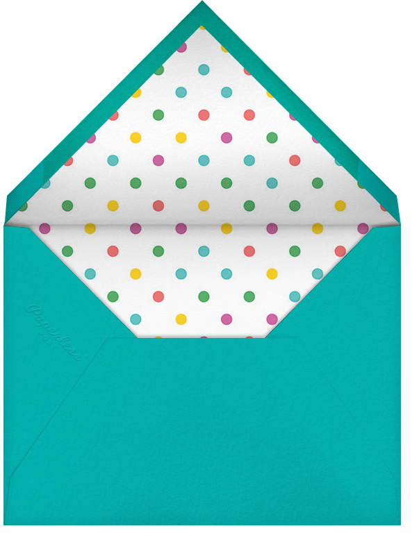Sip, See, and Smile - Paperless Post - Baby shower - envelope back