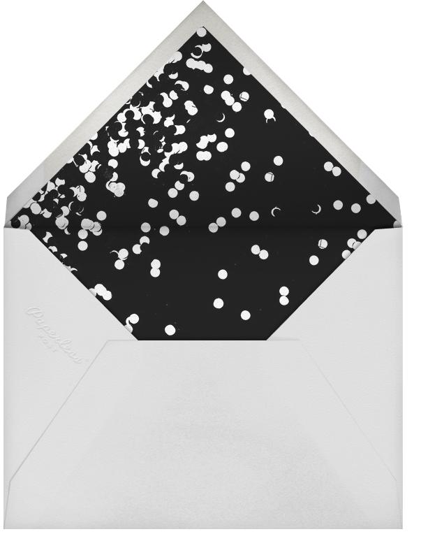 Exuberant - Celadon - Kelly Wearstler - Bridal shower - envelope back