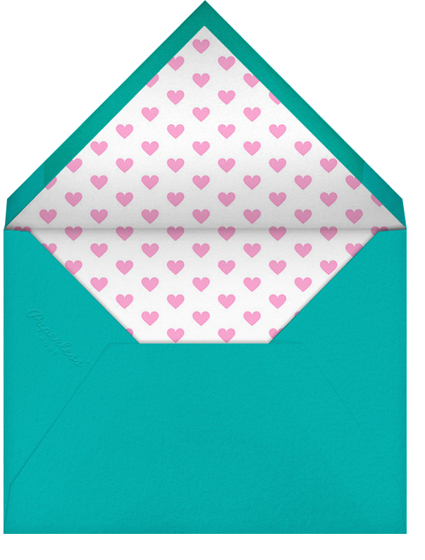 Let's Stick Together - Hello!Lucky - Love and romance - envelope back