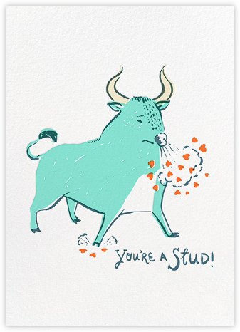 Dear Steer - Hello!Lucky - Valentine's Day Cards