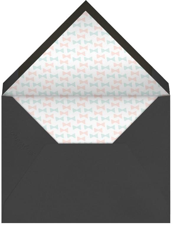 Bundling Basics - Hello!Lucky - Baby shower - envelope back
