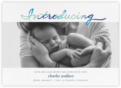 Scratchboard Introduction - Blue - Ashley G