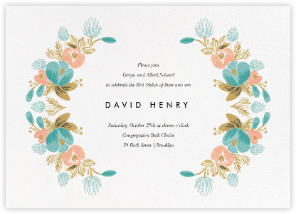 Classic Garland - Rifle Paper Co. - Rifle Paper Co. Invitations