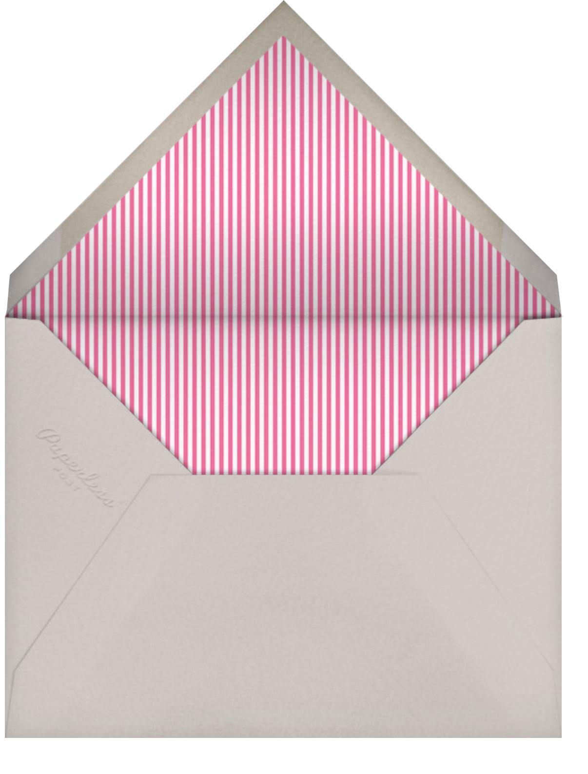 Ellie's Balloon (Photo) - Pink - Little Cube - Envelope